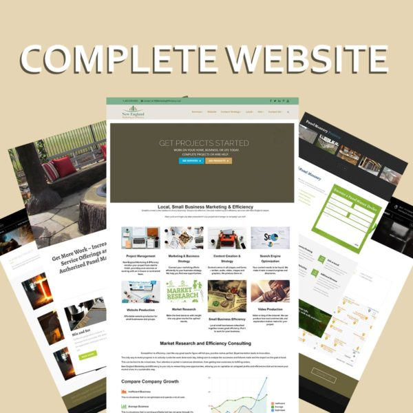 Complete-Website